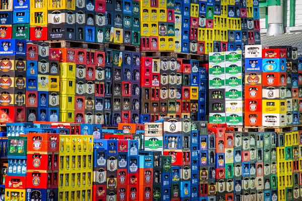 eh2: Getränkehandel